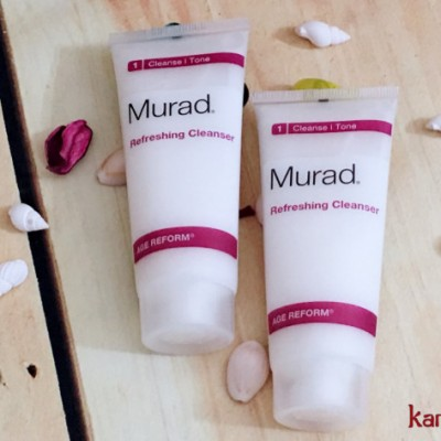 MINISIZE REFRESHING CLEANSER