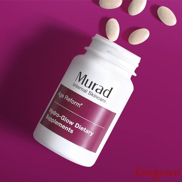 Viên uống ngậm nước Murad